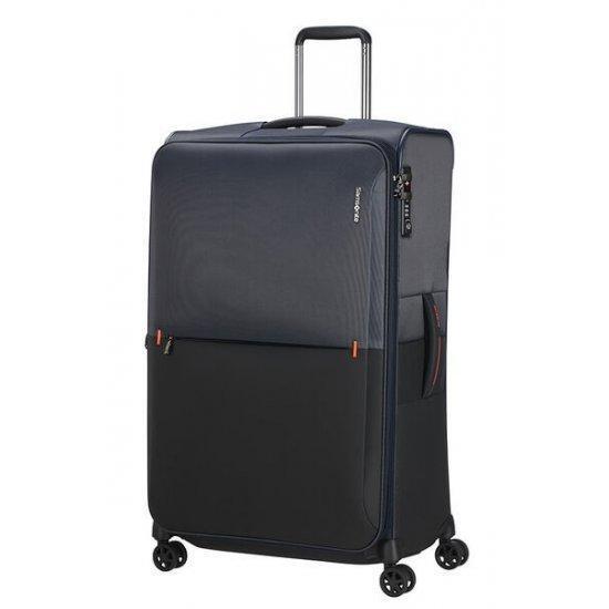 Куфар на 4 колела Samsonite Rythum 79 см син