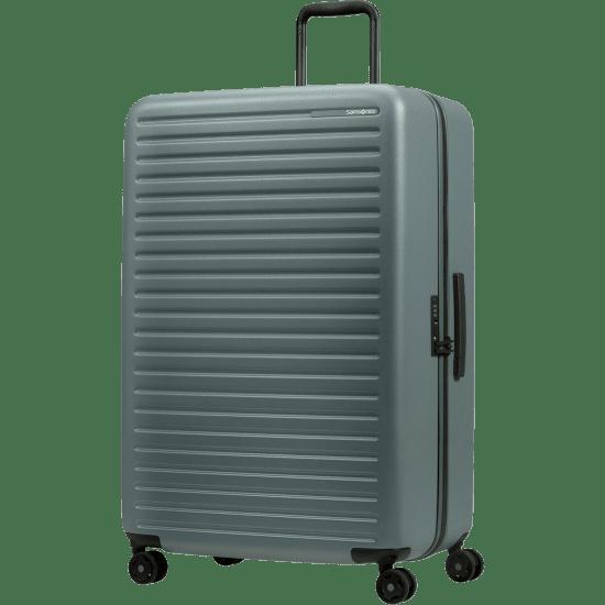 Куфар на 4 колелца Samsonite Stackd 81см. зелен