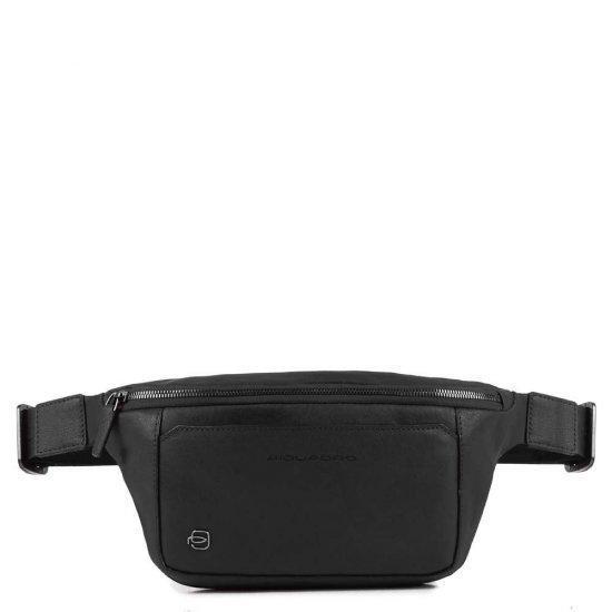 Чанта за през кръст Piquadro Black Square  с отделение за iPad MINI_ MINI 2_ iPad MINI 3