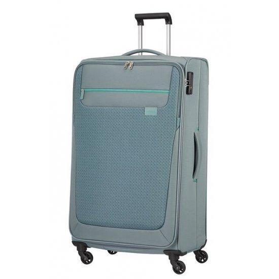 Куфар на 4 колела American Tourister Sunny South 79 см, сив
