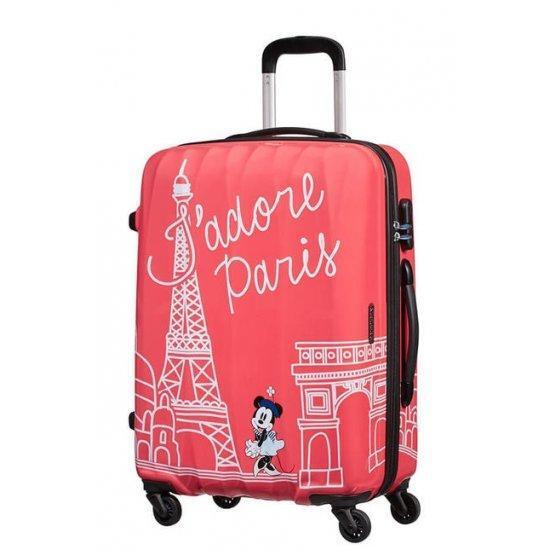 Куфар на 4 колела American Tourister Disney Legends Minnie Paris 65 см