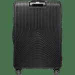 Hi-Fi Спинер на 4 колела 75 см с разширение черен цвят