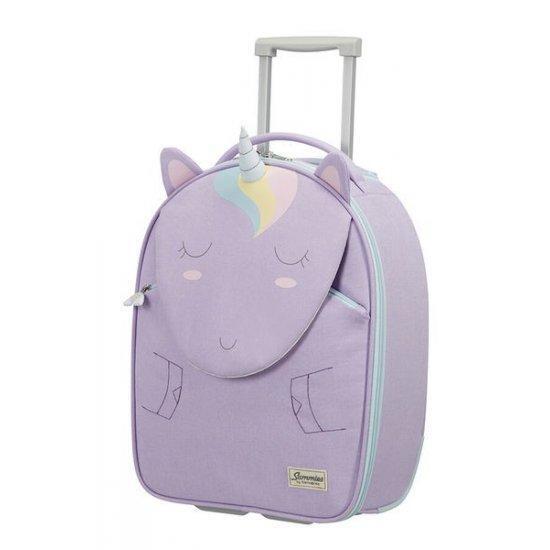 Детски куфар на 2 колела 45 см Samsonite Еднорог Лили