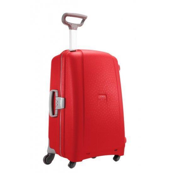 Куфар на 4 колела Samsonite Aeris 82cm, червен