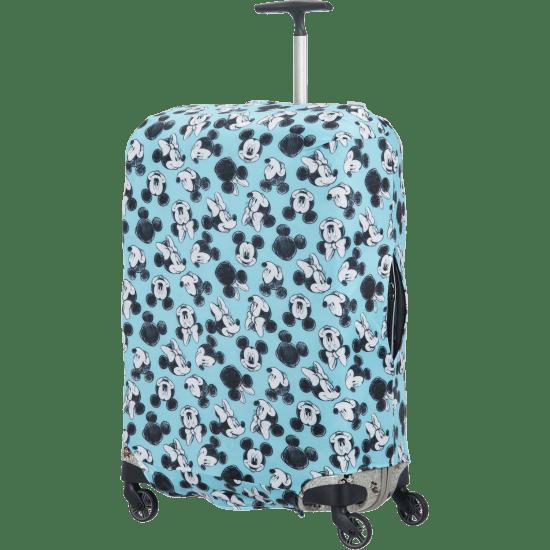 Калъф за куфар Samsonite Travel Accessories Mickey/Minnie Blue ХL 86см