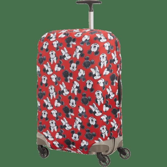 Калъф за куфар Samsonite Travel Accessories M Mickey/Minnie Red 69см