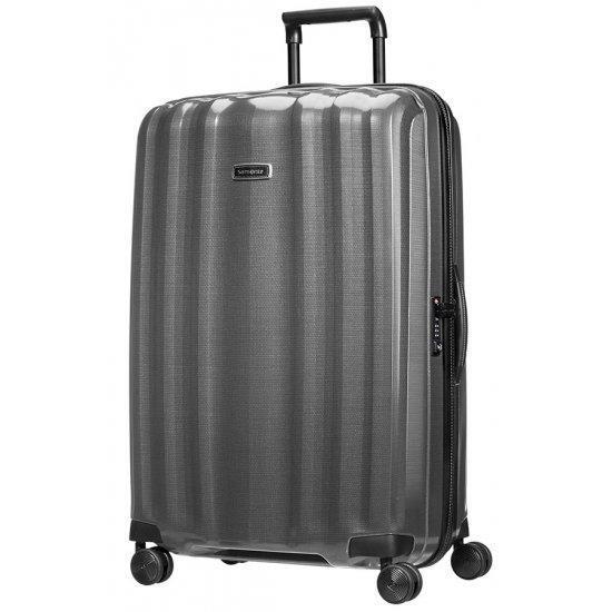 Куфар на 4 колела Samsonite Lite-Cube DLX 82 см. сив