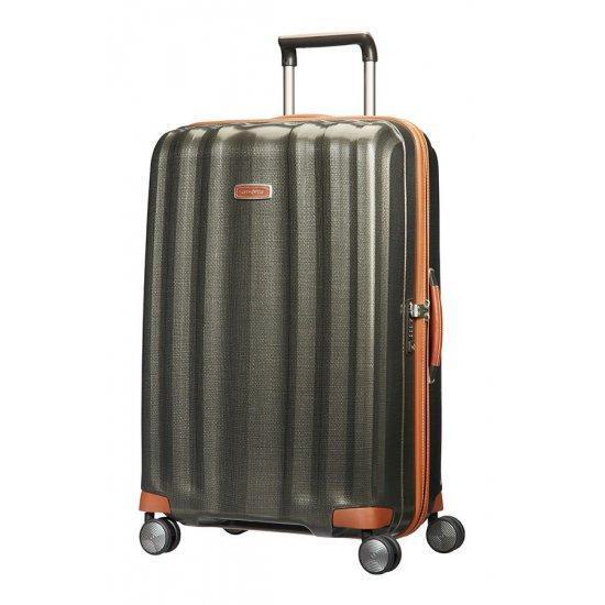 Куфар на 4 колела Samsonite Lite-Cube DLX 76 см тъмнозелен