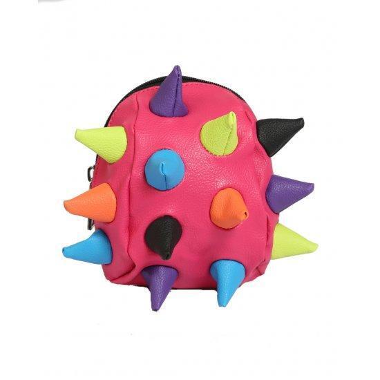 Чанта за през рамо Mad Pax American Kids Spiketus-Rex Pint розов цвят