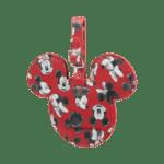 Етикет Mickey/Minnie Red