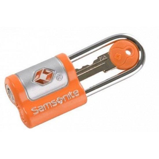 TSA Катинарче с ключе - 2бр. Samsonite, оранжев