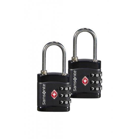 Катинар Samsonite Travel Accessories с TSA кодова ключалка Сет от 2бр.