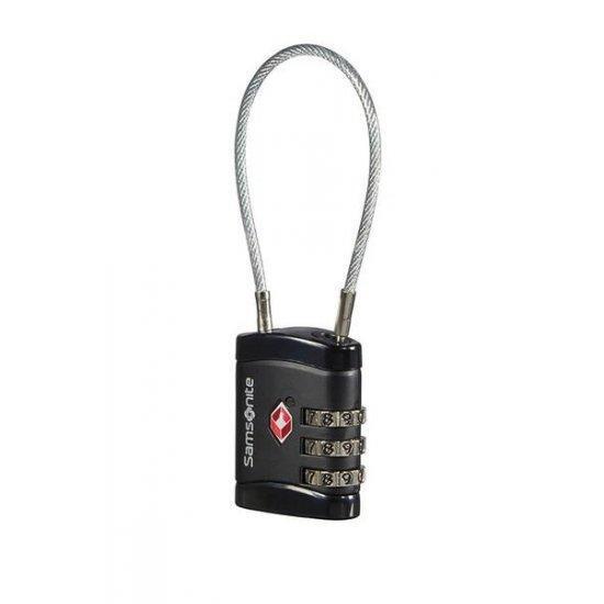 Катинар Samsonite Travel Accessories с TSA кодова ключалка и кабел