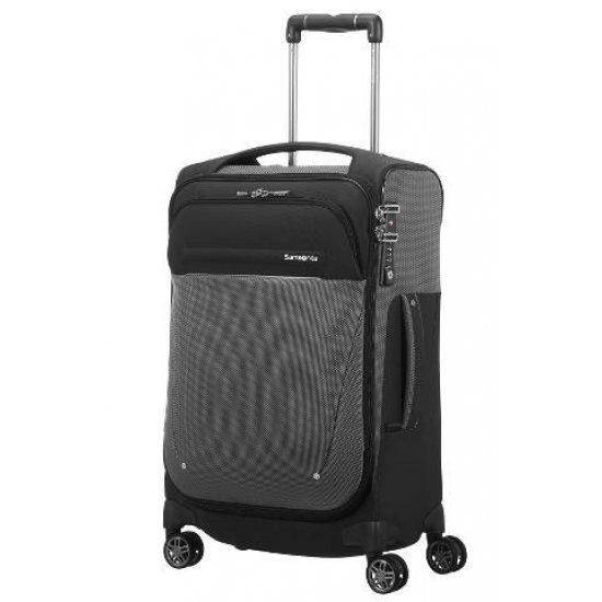 Куфар на 4 колела 55 Х 35см Samsonite B-Lite Icon, черен