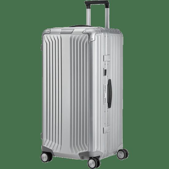 Куфар на 4 колела Samsonite Lite-box ALU 80 см. алуминий