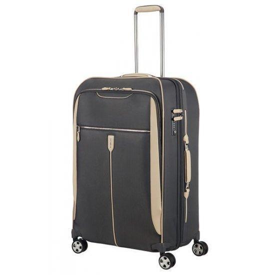 Куфар на 4 колела Samsonite Gallantis 77 cm с разширение, сив