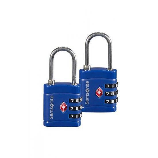 Катинарче Samsonite Travel Accessories с TSA кодова ключалка Сет от 2бр.