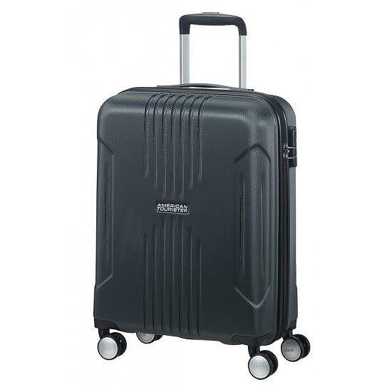 Куфар на 4 колела American Tourister Tracklite 55см. черен