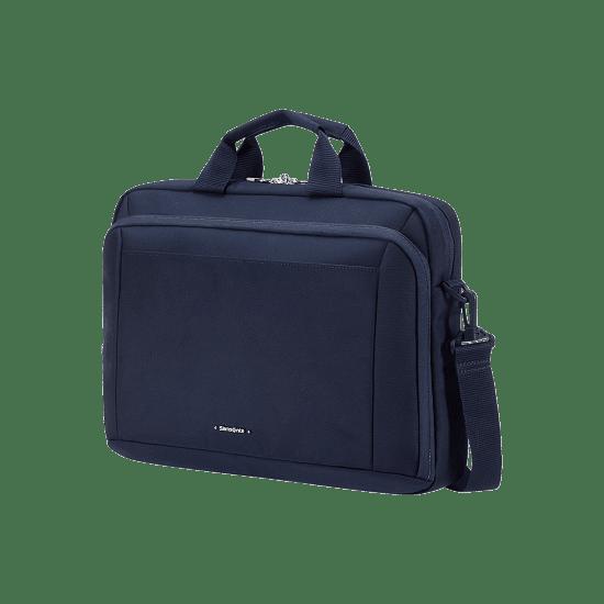 Синя бизнес чанта Guardit Classy за 15.6 инча лаптоп
