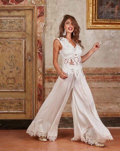 Дамски панталон Moda di Napoli J121