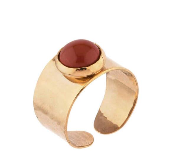 Съблазнителен пръстен от яспис VER71-MU SATELLITE PARIS