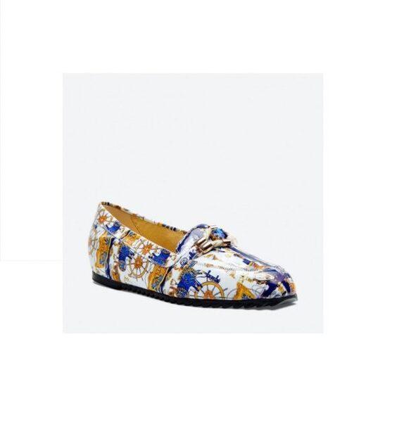 Дамски обувки с оригинален дизайн CAPA AZURÉE CANNES