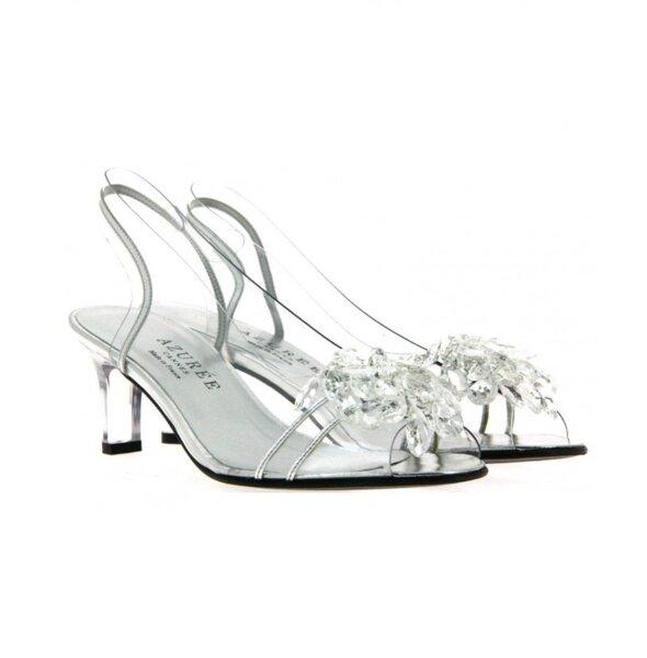 Романтични дамски сандали AZURÉE CANNES NUAGO 84TC131