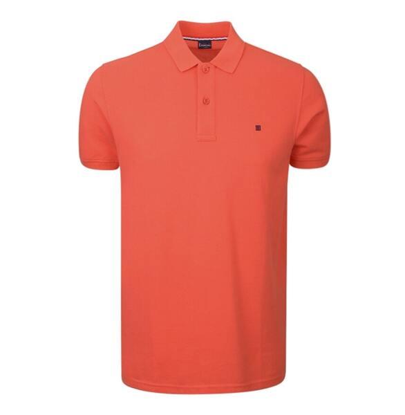 Мъжка тениска с якичка LION OF PORCHES P311072315