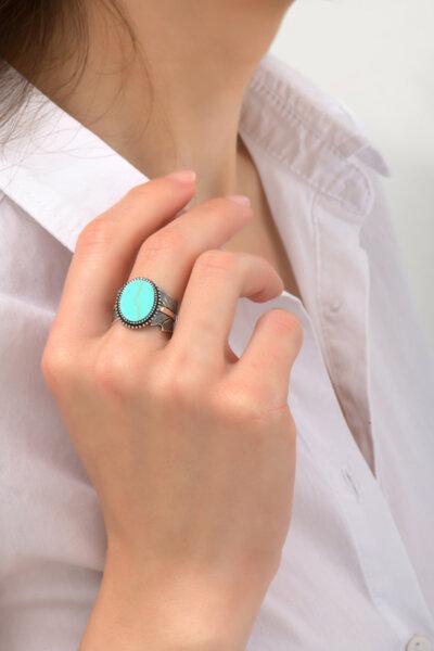 Елегантен пръстен с хаулит COL72-TC SATELLITE PARIS