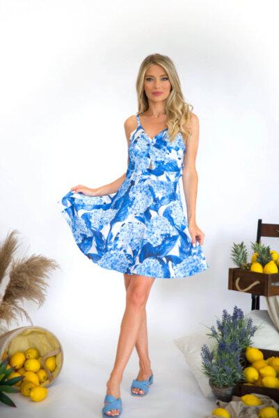 Къса рокля Gardens of Amalfi N290