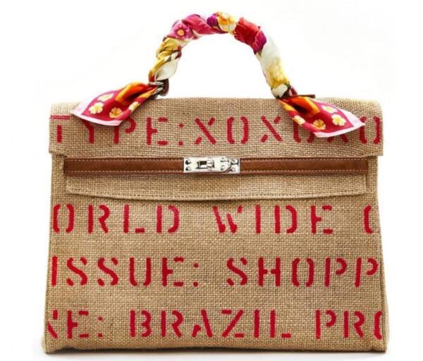 Чанта от юта EMANUELA BIFFOLI 21707