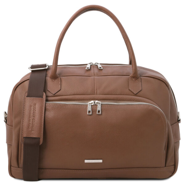Кожена чанта за пътуване TL VOYAGER TL142148