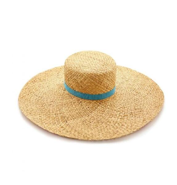 Сламена шапка EMANUELA BIFFOLI 63206