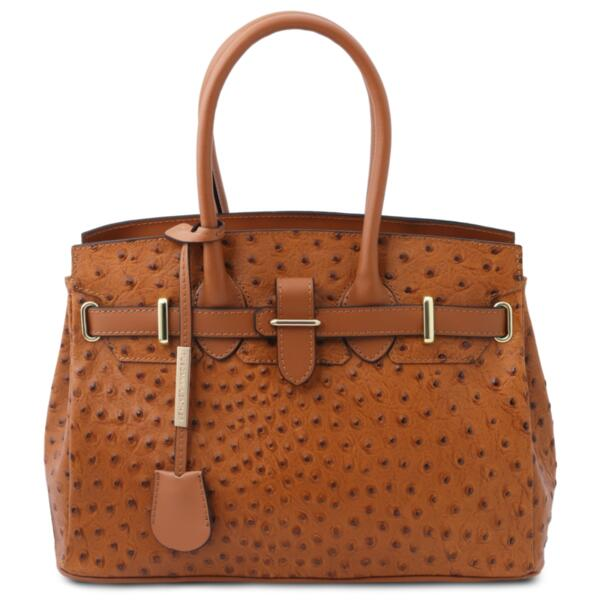 Дамска чанта от естествена кожа TL BAG TL142120