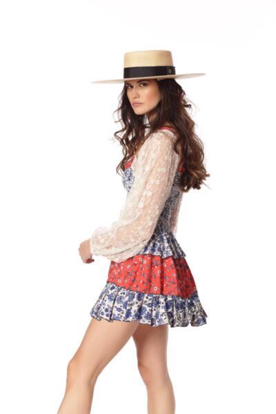 Къса рокля LAURENCIA 40718-VE Savage
