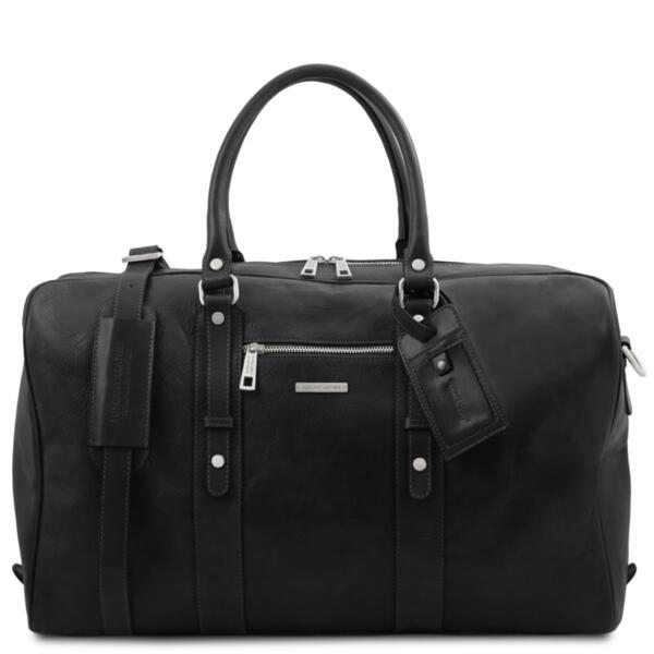 Кожена чанта за пътуване TL Voyager TL142140