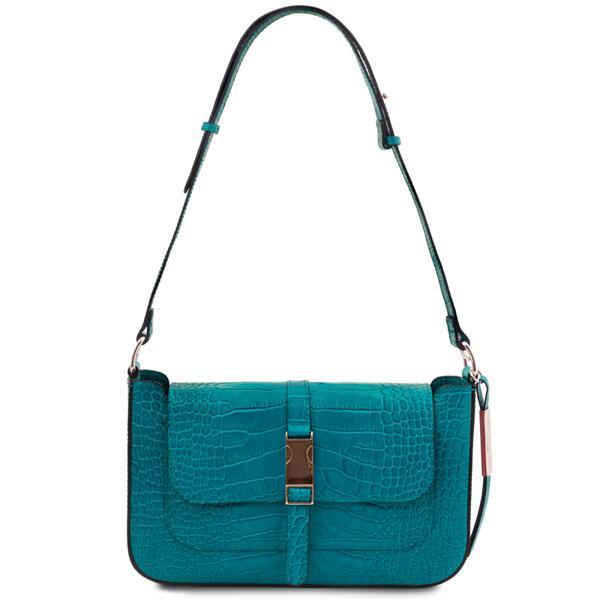 Дамска чанта от естествена кожа NOEMI TL142065