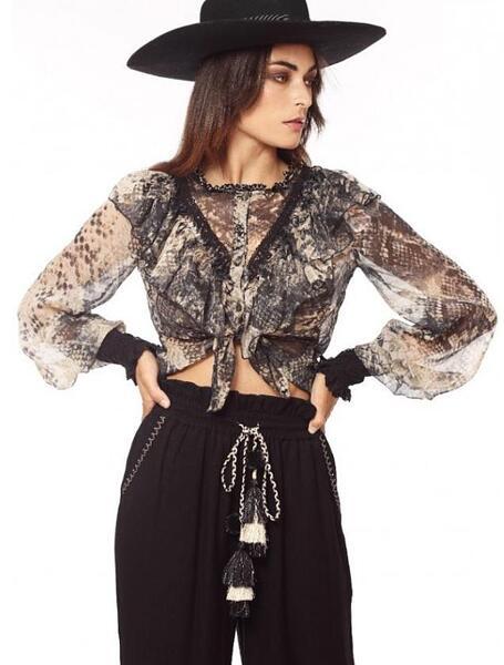 Дамска блуза Montparnasse Savage