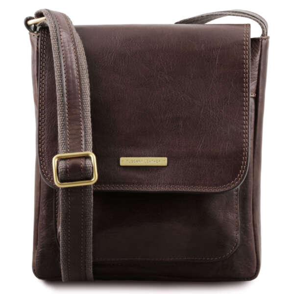 Мъжка чанта от естествена кожа Jimmy TL141407