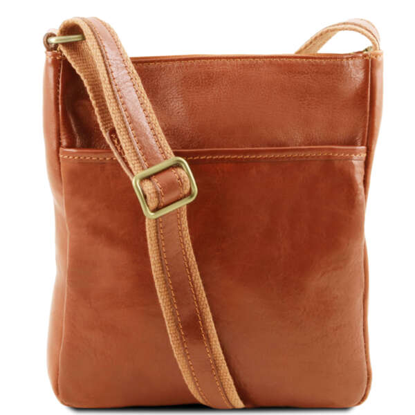 Италианска чанта от естествена кожа Jason TL141300