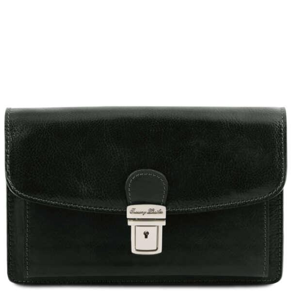 Италианска чанта от естествена кожа Arthur TL141444