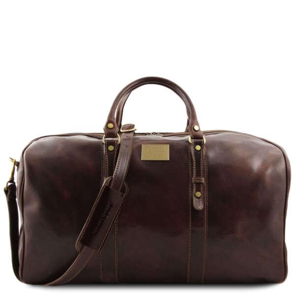 Кожена чанта за пътуване Francoforte FC140860