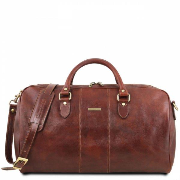 Кожена чанта за пътуване Lisbona TL141657