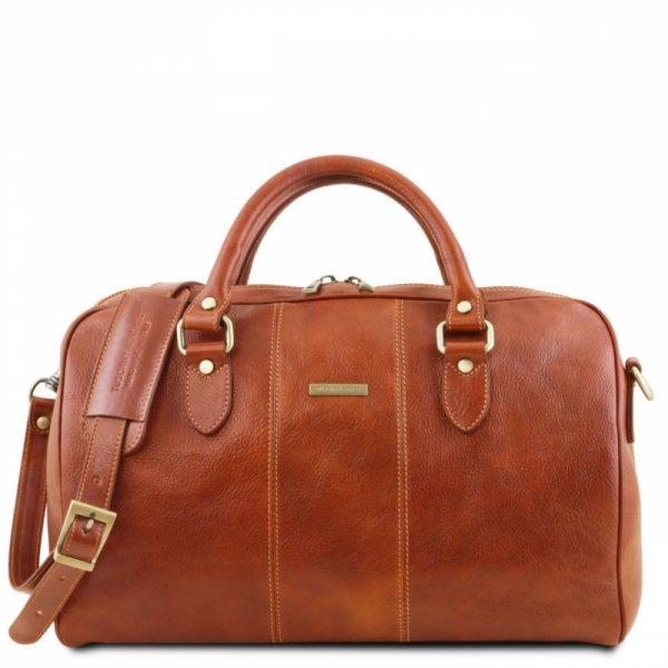 Кожена чанта за пътуване Lisbona TL141658