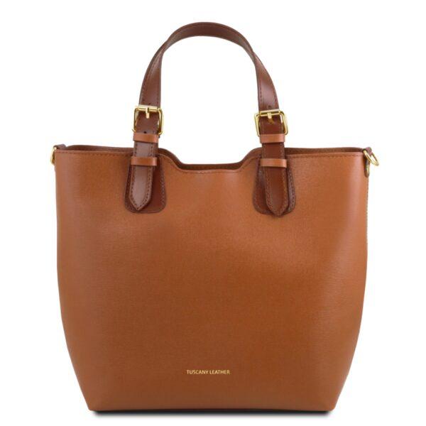Дамска чанта от естествена кожа TL Bag TL141696