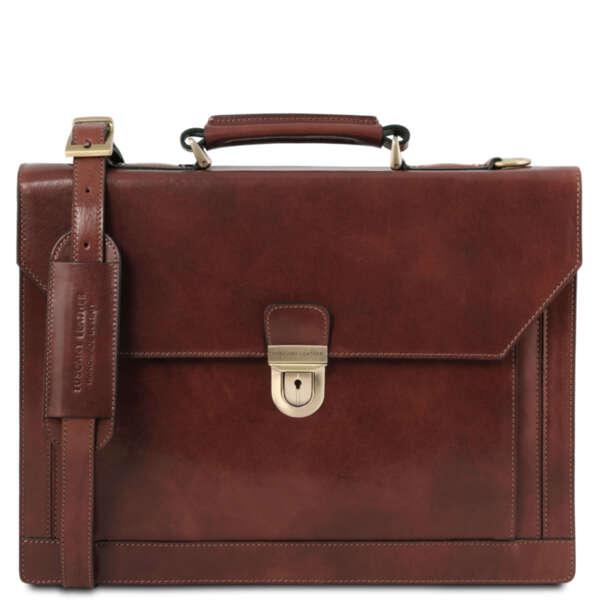 Италианско мъжко бизнес куфарче Cremona TL141732
