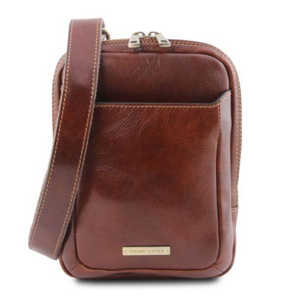 Мъжка чанта от естествена кожа Mark TL14191