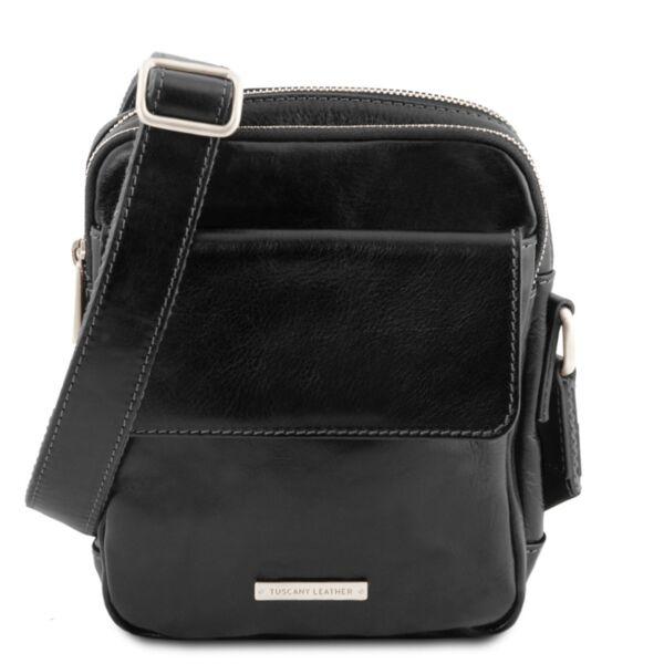 Мъжка чанта от естествена кожа Larry TL141915
