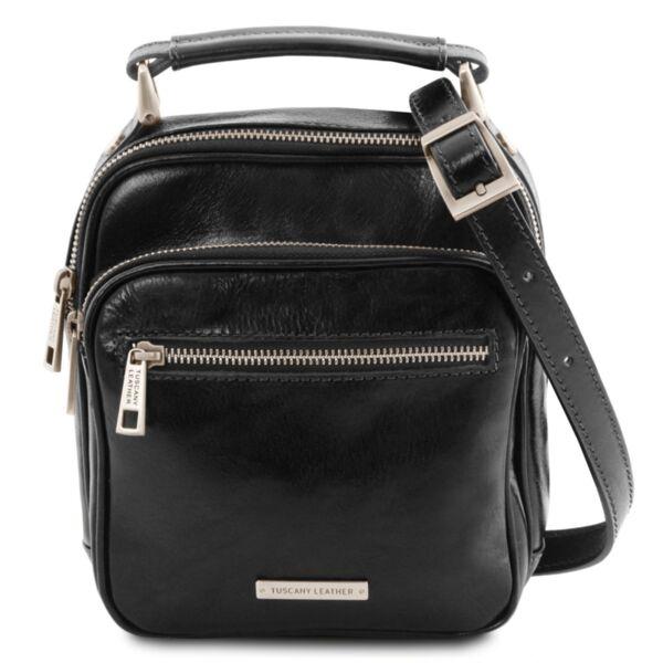 Mъжка чанта от естествена кожа Paul TL141916