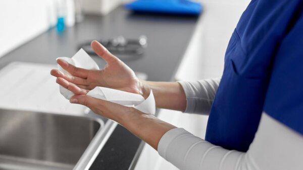Хартията - хигиеничен и ефективен избор